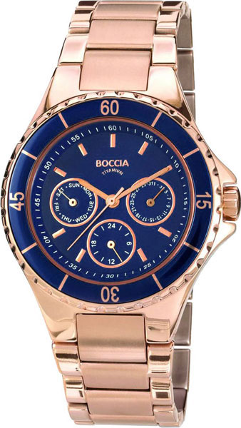 Мужские часы Boccia Titanium 3760-01-ucenka boccia titanium 3111 01 boccia titanium