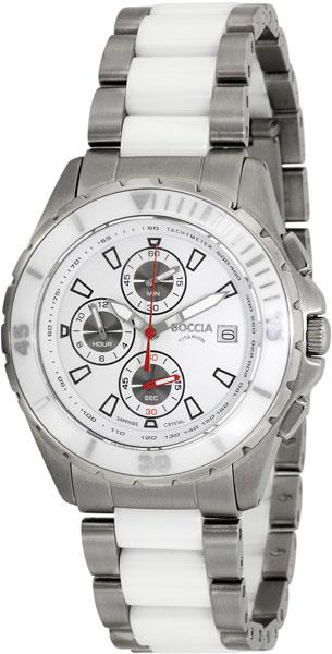 Мужские часы Boccia Titanium 3766-03