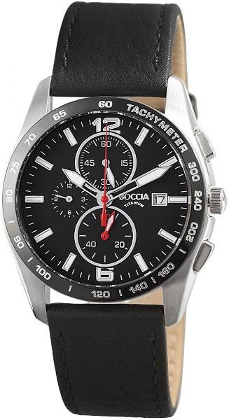 Мужские часы Boccia Titanium 3767-01 мужские часы boccia titanium 3549 01
