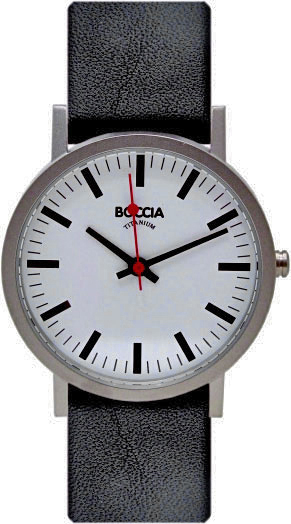 Мужские часы Boccia Titanium 521-03 все цены