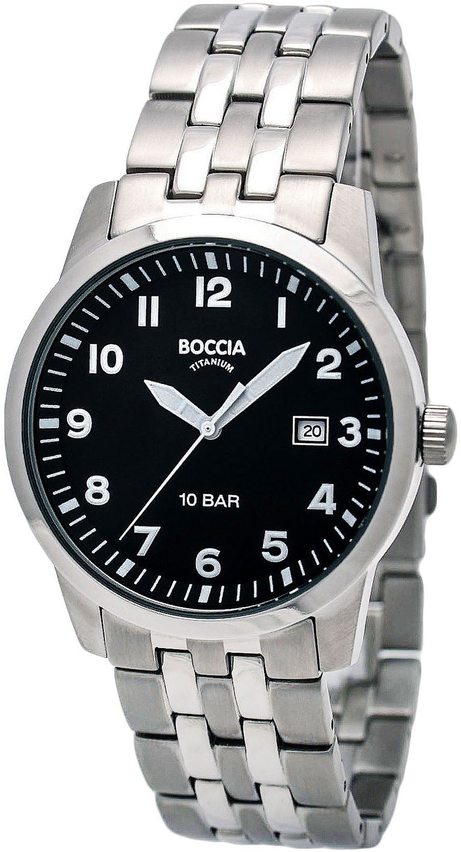 Мужские часы Boccia Titanium 597-05 boccia titanium 3567 04 boccia titanium page 4