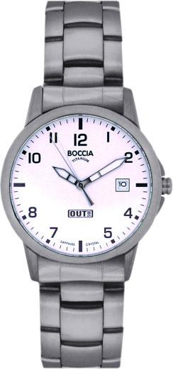 Мужские часы Boccia Titanium 604-06