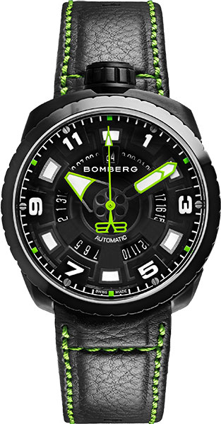 Мужские часы Bomberg BS45APBA.045-3.3