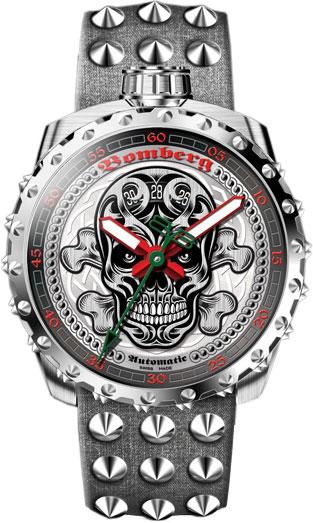 Мужские часы Bomberg BS45ASS.039-4.3