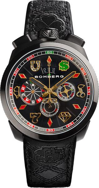 Мужские часы Bomberg BS45CHPBA.034.3