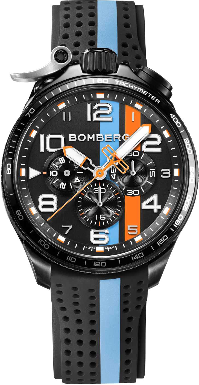 Мужские часы Bomberg BS45CHPBA.059-6.10