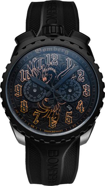 Мужские часы Bomberg BS45CHPBA.NJ1.3 мужские часы bomberg bs45asp 042 1 3