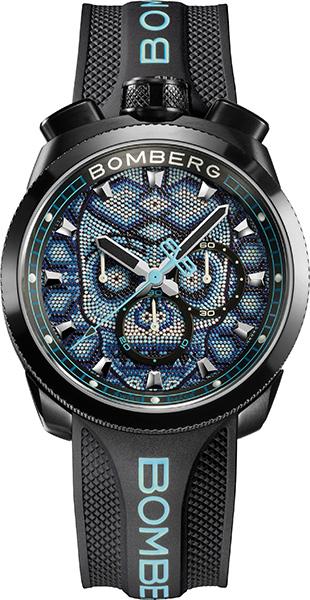 Мужские часы Bomberg BS45CHPBA.SKP-5.3