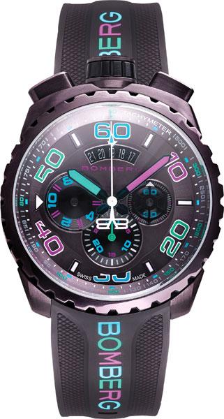 Мужские часы Bomberg BS45CHPBR.049-3.3