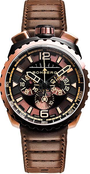 Мужские часы Bomberg BS45CHPBRBA.050-2.3