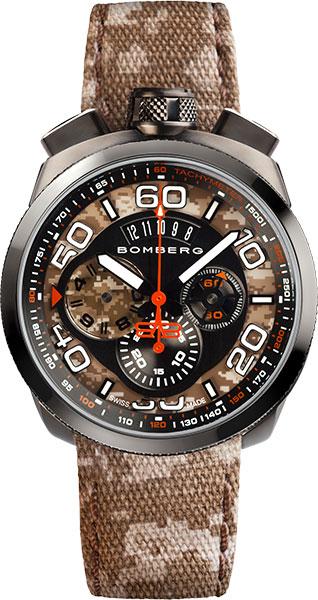 Мужские часы Bomberg BS45CHPGM.018.3