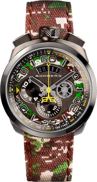 Мужские часы Bomberg BS45CHPGM.038.3