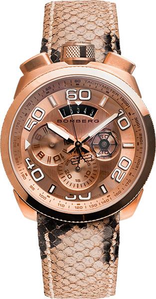 Мужские часы Bomberg BS45CHPPK.048.3 мужские часы bomberg bs45asp 042 1 3