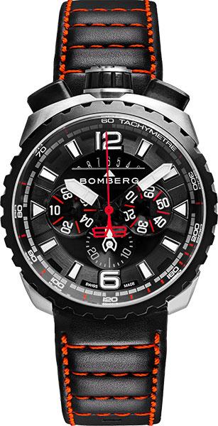 Мужские часы Bomberg BS45CHSP.050-4.3