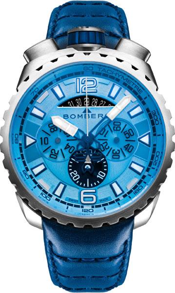Мужские часы Bomberg BS45CHSS.050-7.3 мужские часы bomberg bs45asp 042 1 3