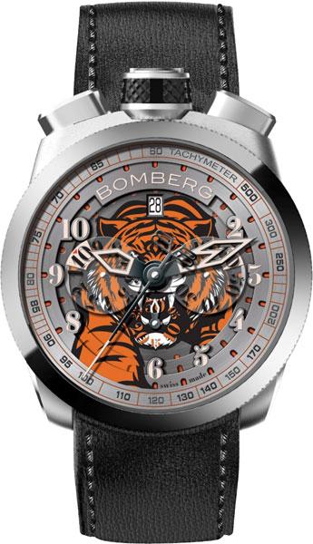 Мужские часы Bomberg BS45CHSS.TIG-2.3