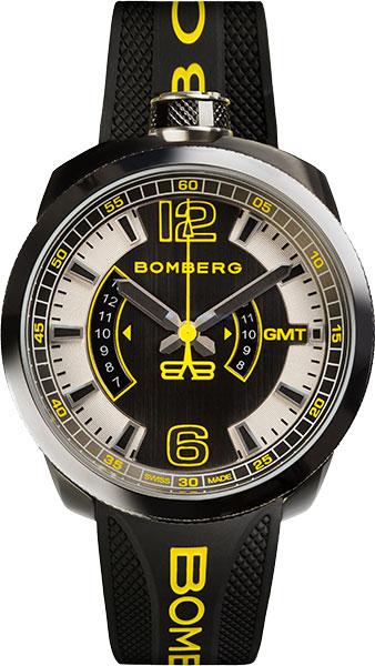 Мужские часы Bomberg BS45GMTSP.027.3
