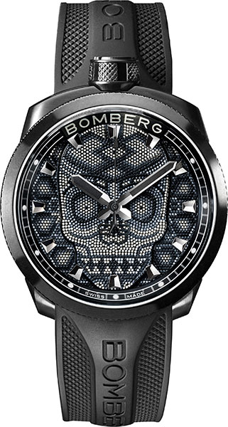 Мужские часы Bomberg BS45H3PBA.SKP-3.3
