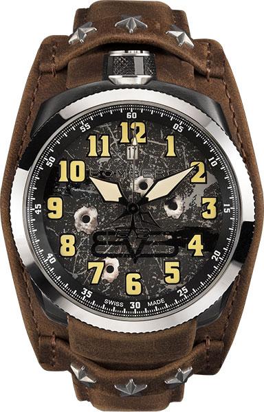 Мужские часы Bomberg BS45H3SP.VPI-1.3 мужские часы bomberg bs45asp 042 1 3