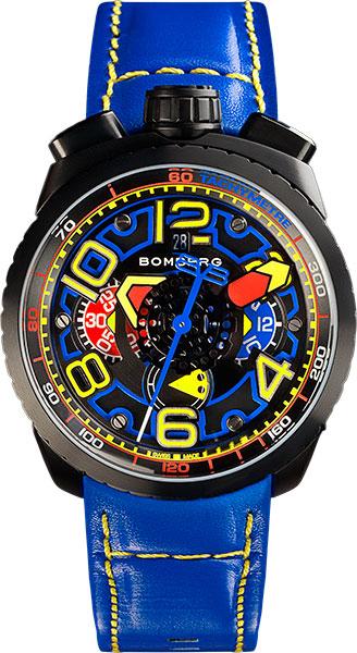 Мужские часы Bomberg BS47CHAPBA.041-3.3