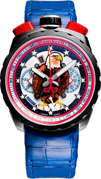 Мужские часы Bomberg BS47CHAPBA.052.3