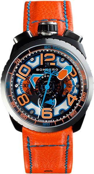 Мужские часы Bomberg BS47CHASP.041-4.3