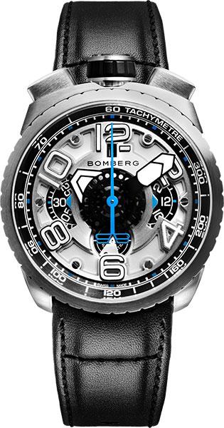 Мужские часы Bomberg BS47CHASS.041-5.3 мужские барсетки petek 760 041 01