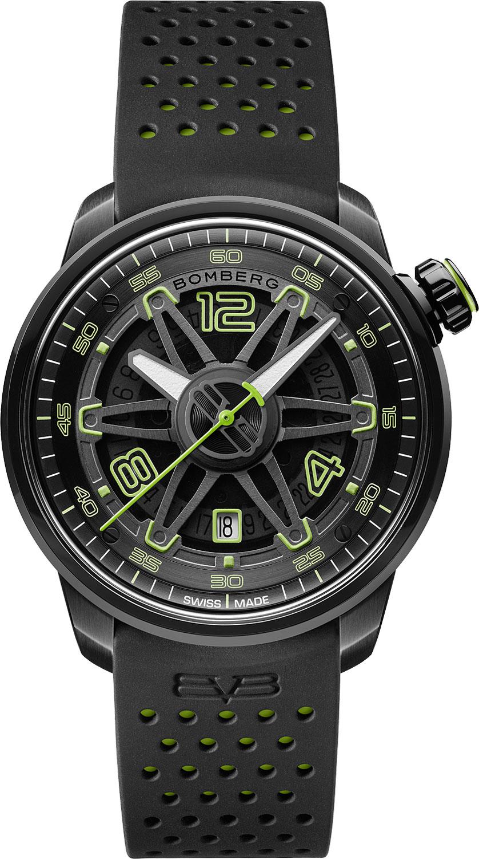 Мужские часы Bomberg CT43APBA.21-2.11
