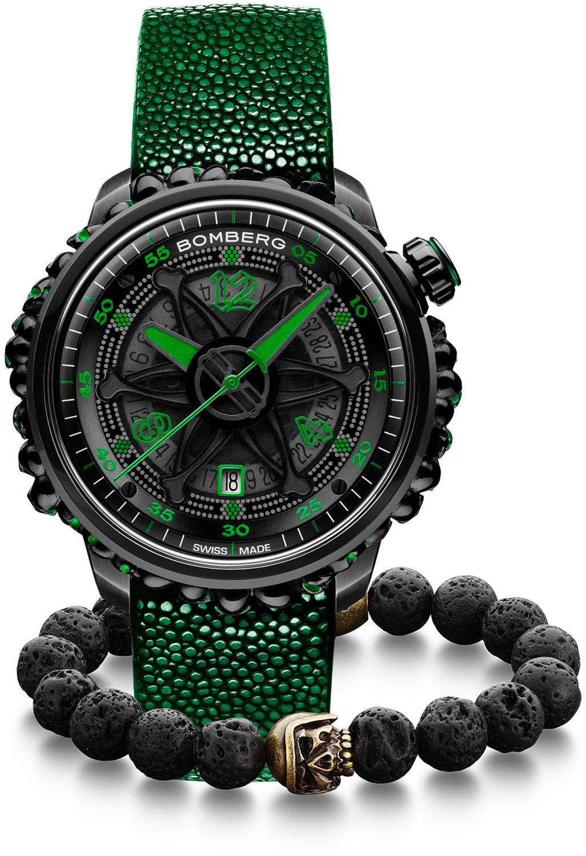 Мужские часы Bomberg CT43APBA.25-3.11