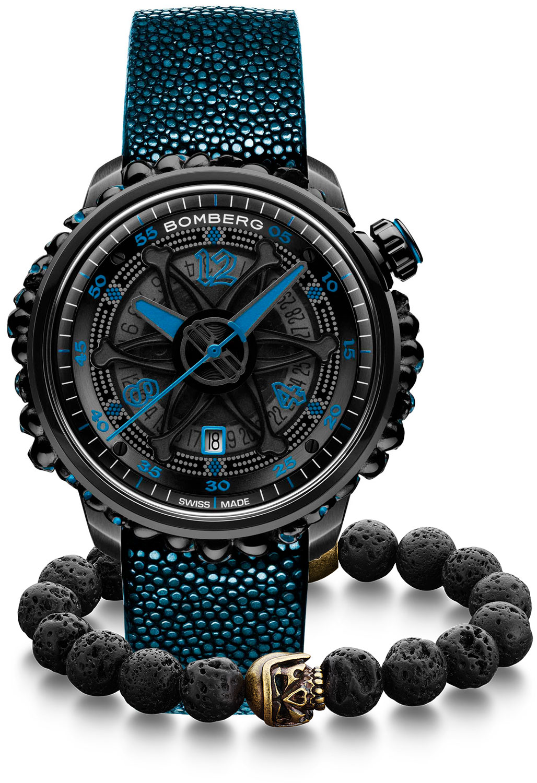 Мужские часы Bomberg CT43APBA.25-4.11