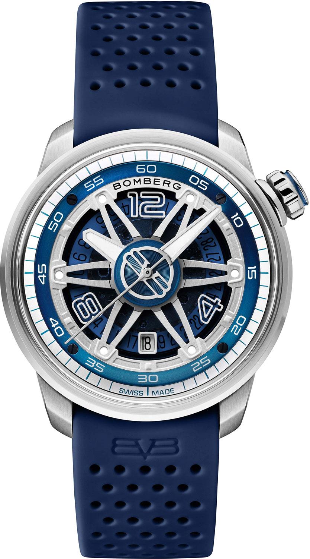 Мужские часы Bomberg CT43ASS.22-2.11