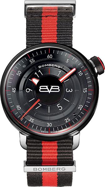 Мужские часы Bomberg CT43H3PBA.01-2.9