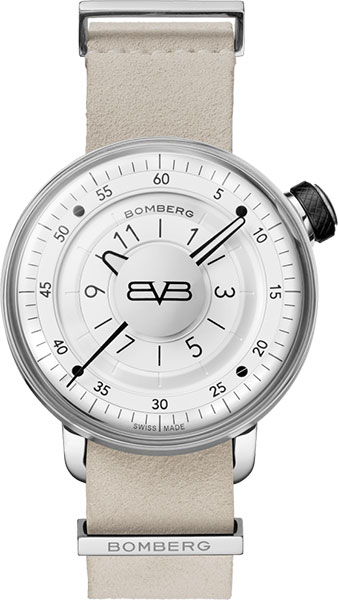 Мужские часы Bomberg CT43H3SS.02-1.9