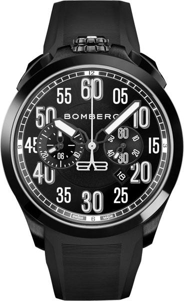 Фото «Швейцарские наручные часы Bomberg NS44CHPBA.0097.3 с хронографом»