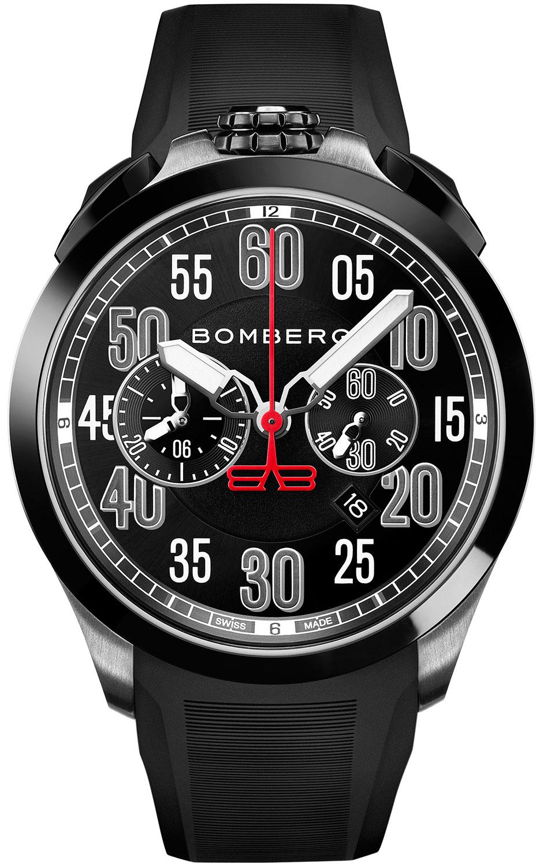 Фото «Швейцарские наручные часы Bomberg NS44CHSP.0098.3 с хронографом»