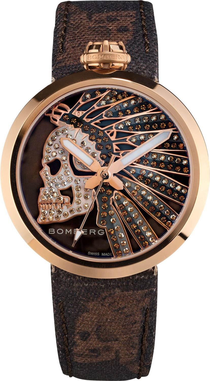Женские часы Bomberg RS40H3PPK.180.3