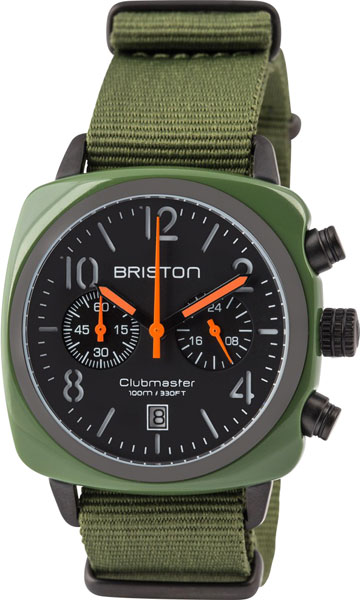 цена Мужские часы Briston 13140.PBA.574.3.NGA онлайн в 2017 году