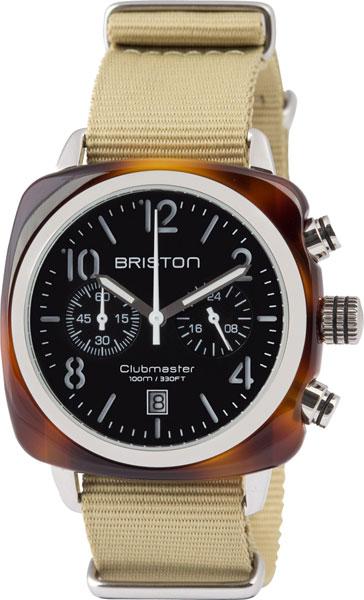 Мужские часы Briston 13140.SA.T.1.NK briston наручные часы