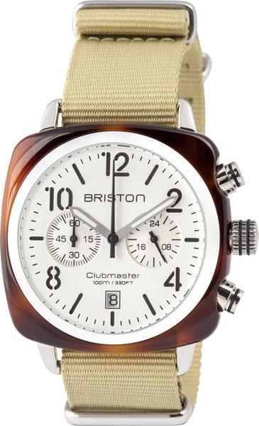 Мужские часы Briston 13140.SA.T.2.NK часы briston часы спортивные