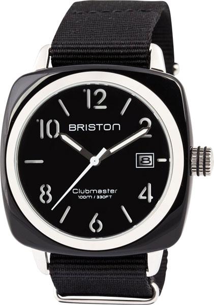 Мужские часы Briston 13240.SA.B.1.NB часы briston часы спортивные