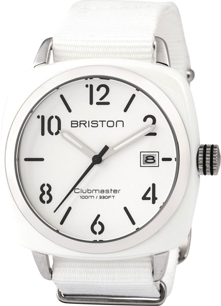 цена Мужские часы Briston 13240.SA.W.2.NW онлайн в 2017 году