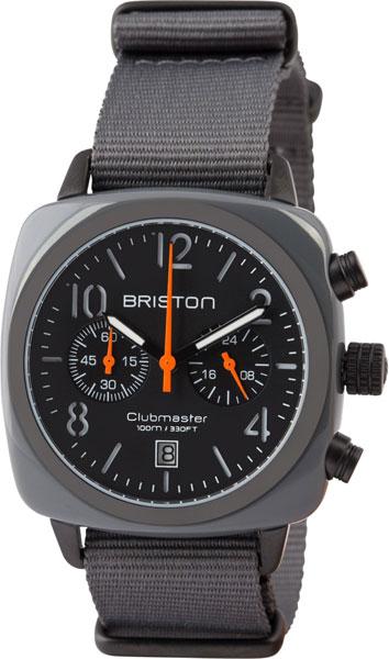 Мужские часы Briston 14140.PBA.CG11.3.NG цена и фото