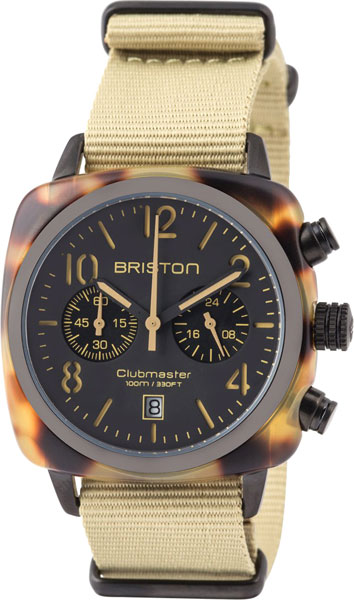 Мужские часы Briston 14140.PBAM.TS.5.NK все цены