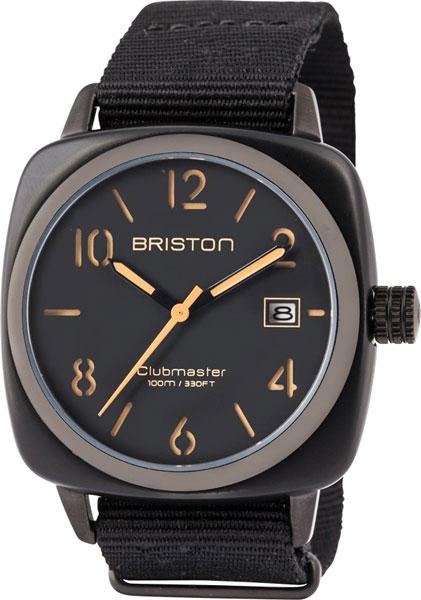 цена Мужские часы Briston 14240.PBAM.B.4.NB онлайн в 2017 году