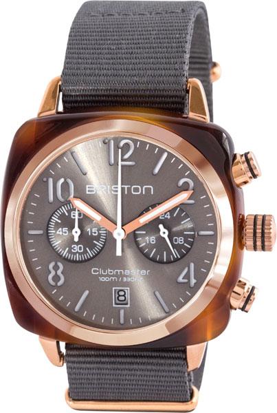 Мужские часы Briston 15140.PRA.T.11.NG
