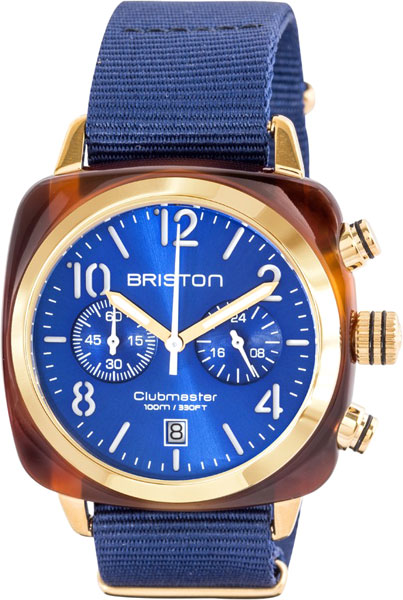 Мужские часы Briston 15140.PYA.T.9.NNB