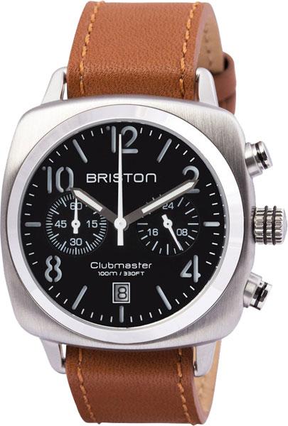 цена Мужские часы Briston 15140.S.C.1.LCBR онлайн в 2017 году