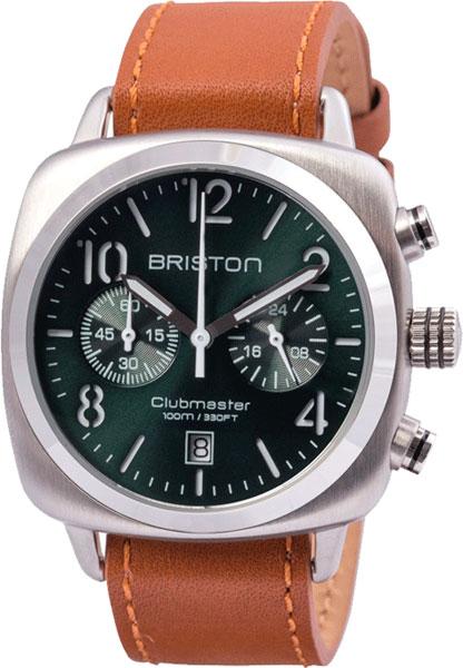 Мужские часы Briston 15140.S.C.10.LCBR