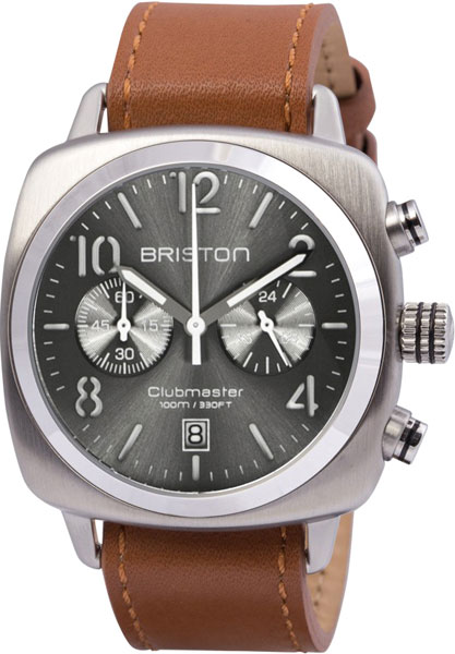 Мужские часы Briston 15140.S.C.11.LCBR все цены
