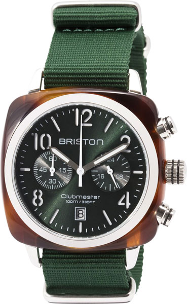 Мужские часы Briston 15140.SA.T.10.NBG